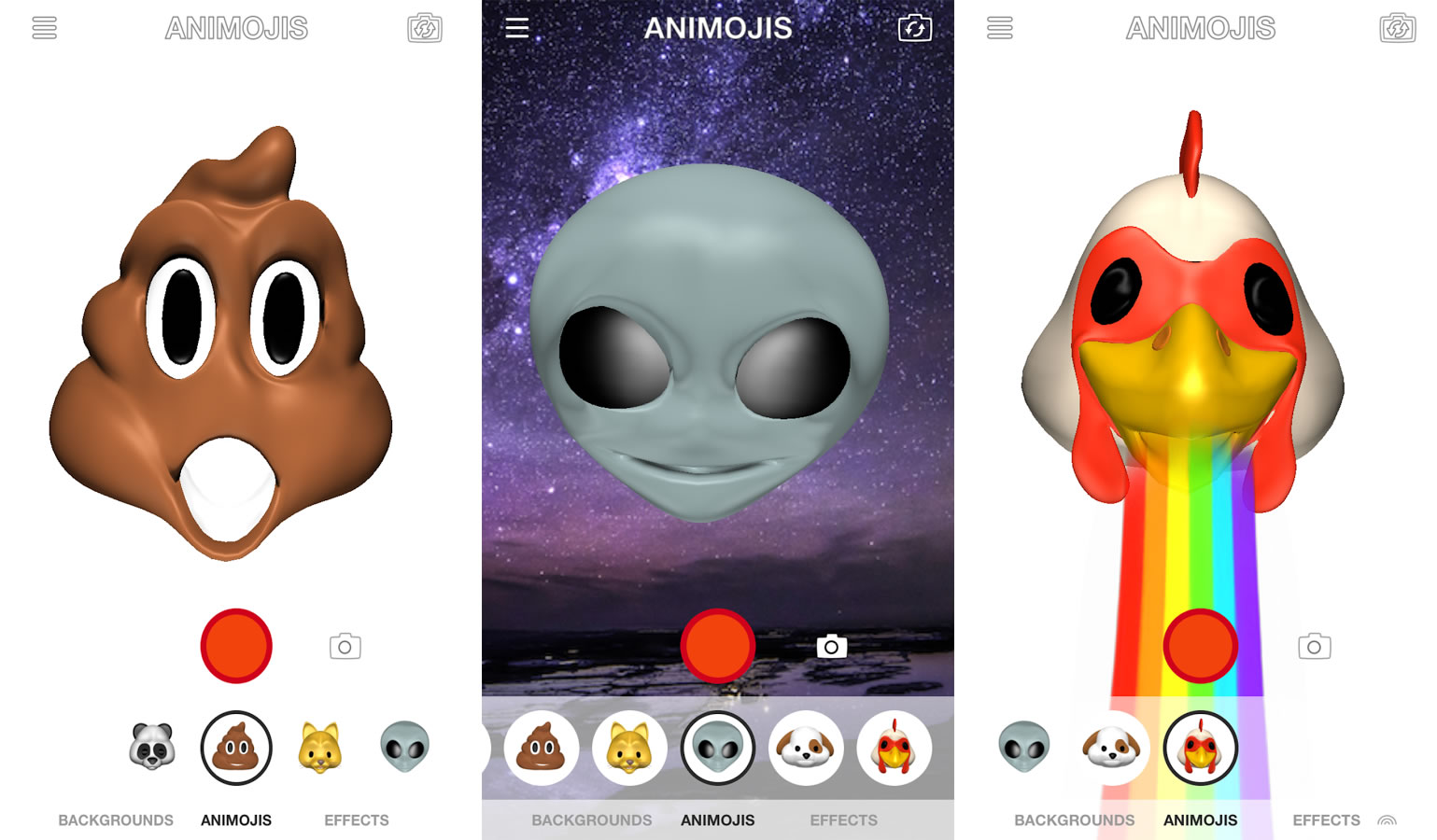 Esta es la App para Android que copia los Animoji del iPhone X