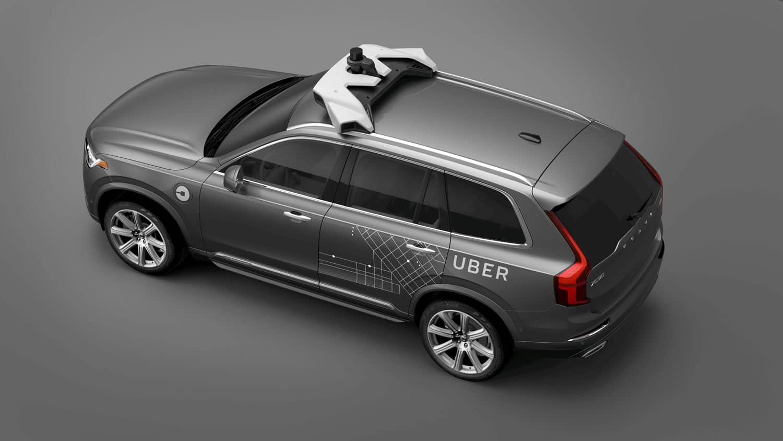 Uber hará una compra pequeña: 1.000 millones de dólares en autos Volvo