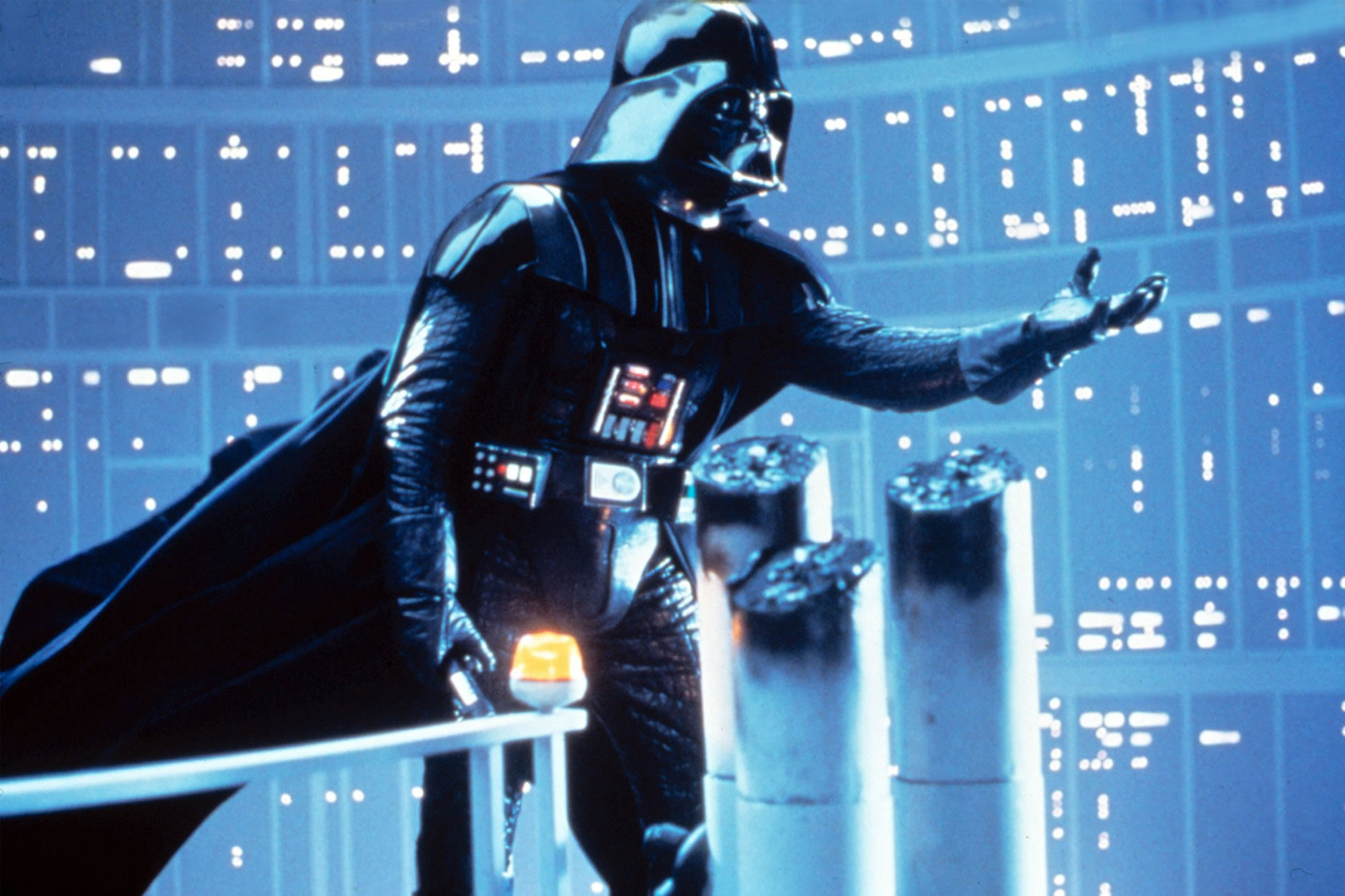 Así suena realmente Darth Vader sin la voz característica de James Earl Jones
