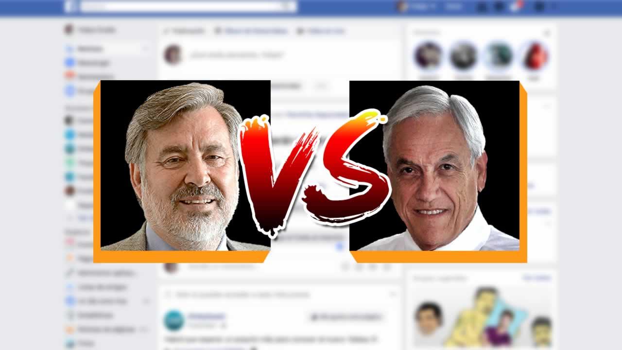 Elecciones en Chile generaron 121 millones de interacciones en Facebook