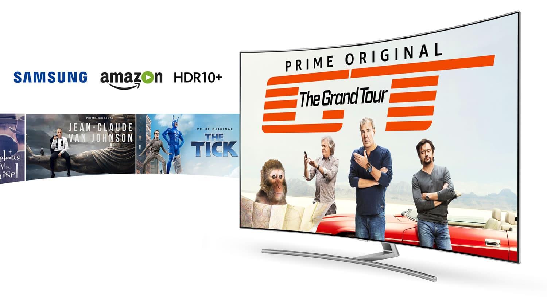 Amazon Prime Video ya ofrece series y películas en HDR10+