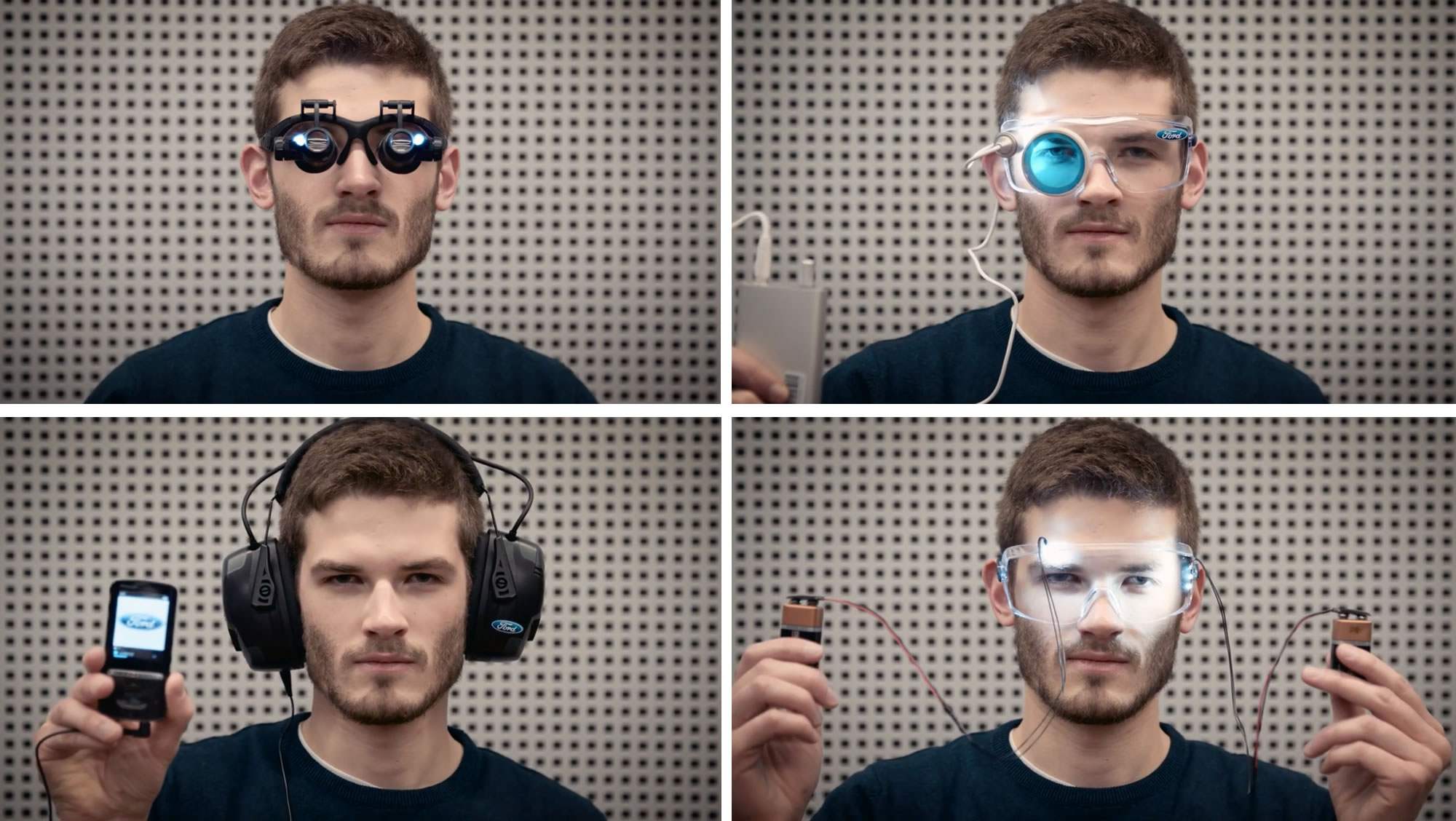 Ciencia loca: crearon un traje que simula efectos de la resaca (a.k.a. caña)