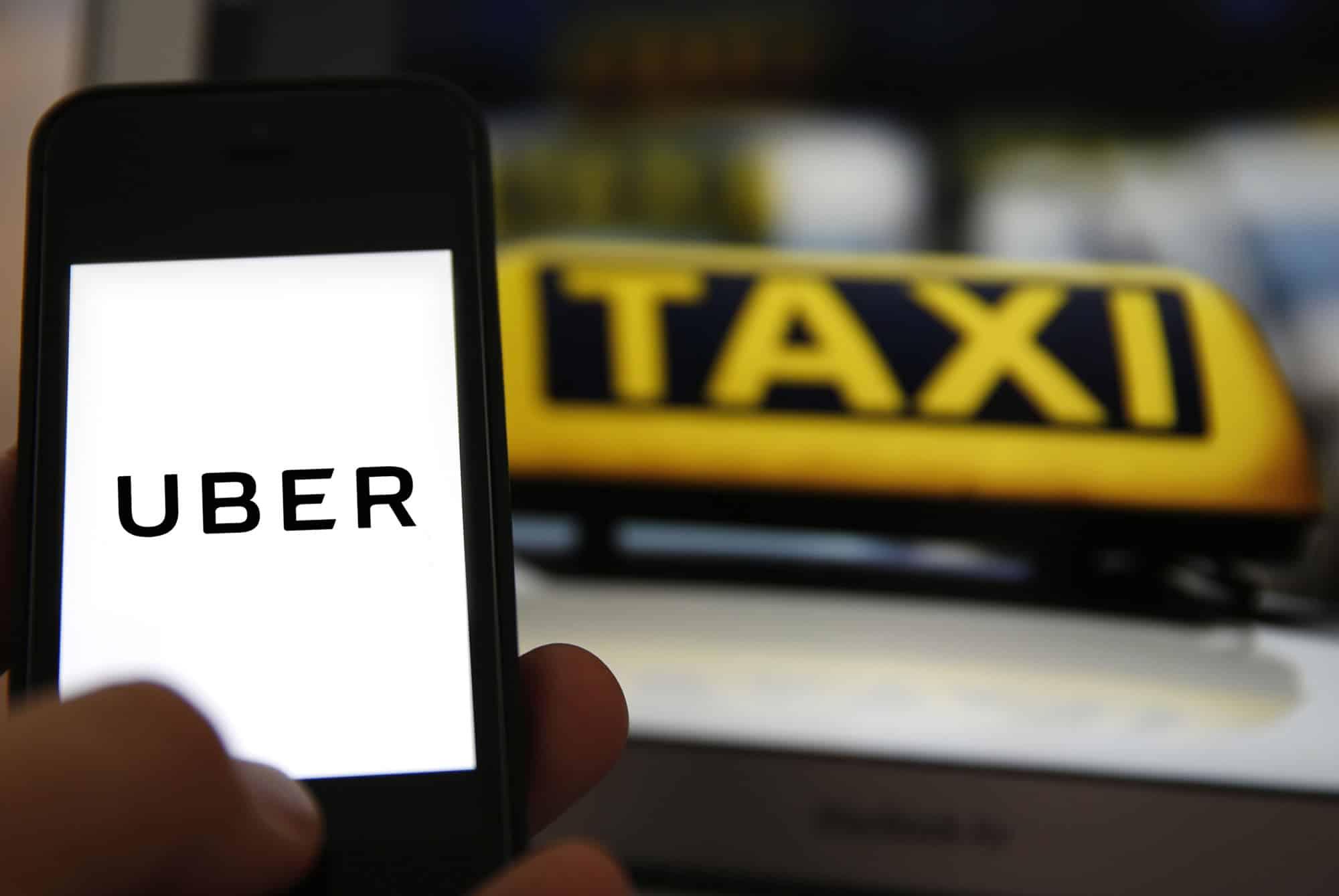 Mal: nueva política de Uber dice que no se hacen responsables por nada