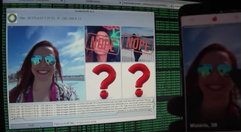 TinderDrift: el software que aprovecha fallas de Tinder para espiar todo lo que haces