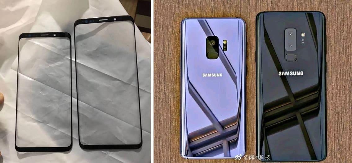 Filtran fotografías de cómo será el próximo Samsung Galaxy S9