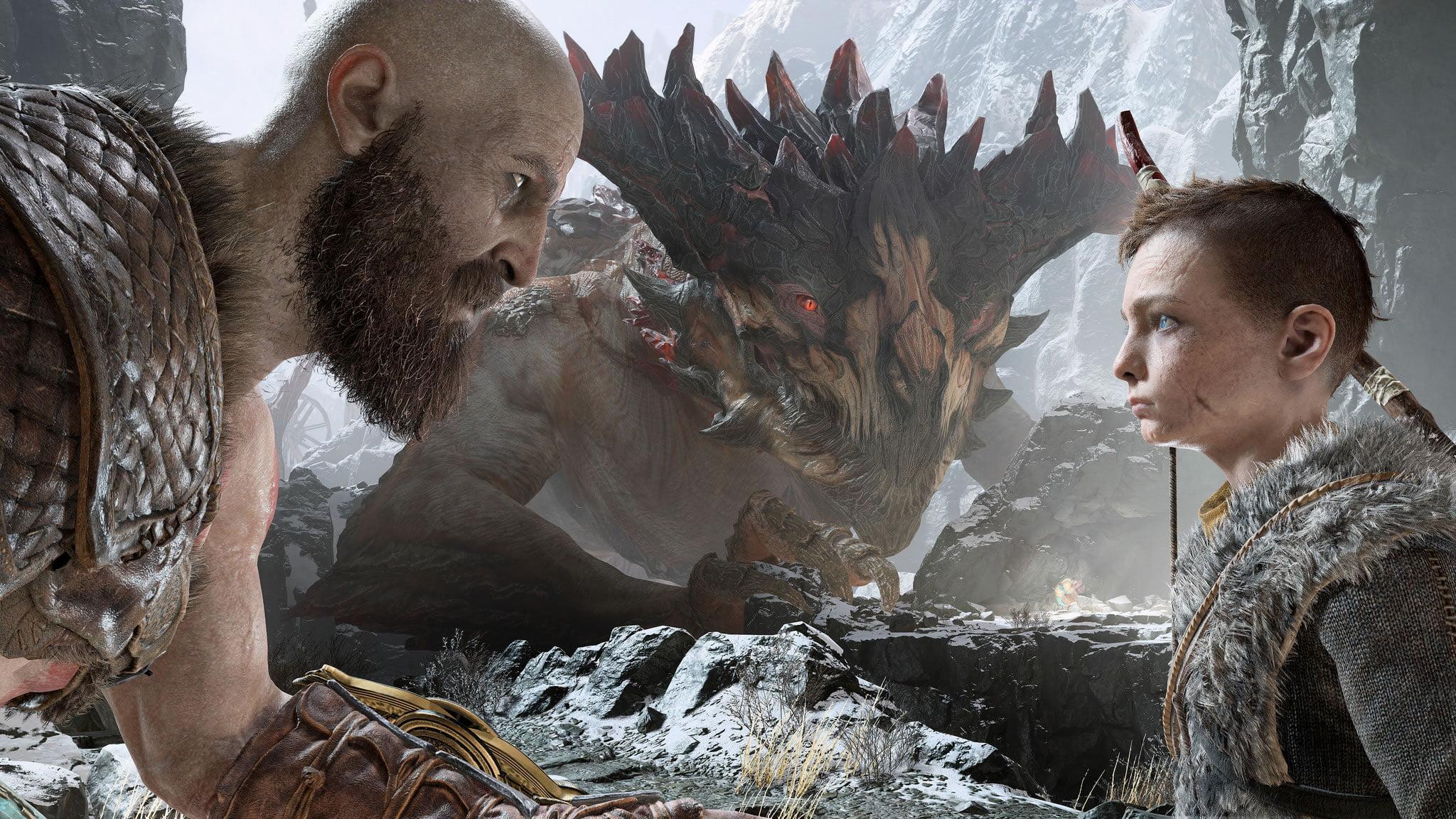 """Presentan tráiler del nuevo """"God of War"""" y confirman su fecha de lanzamiento"""