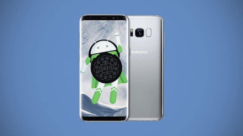 Confirmado: Galaxy S8 recibirá primero Android 8.0 Oreo y en febrero