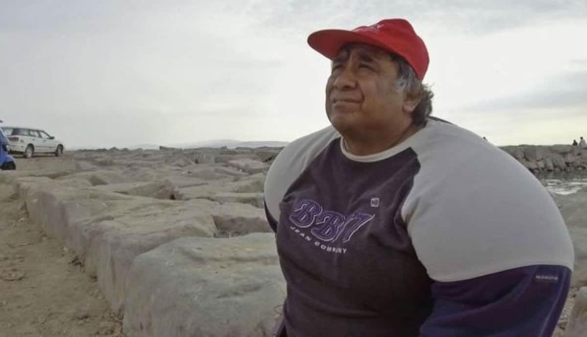 El extraño caso del buzo peruano que tiene el cuerpo inflado hace 4 años