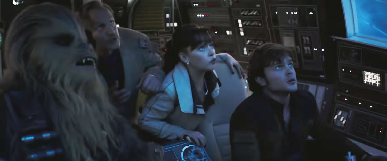 Mira el primer teaser de Solo: A Star Wars Story y conoce al joven Han Solo