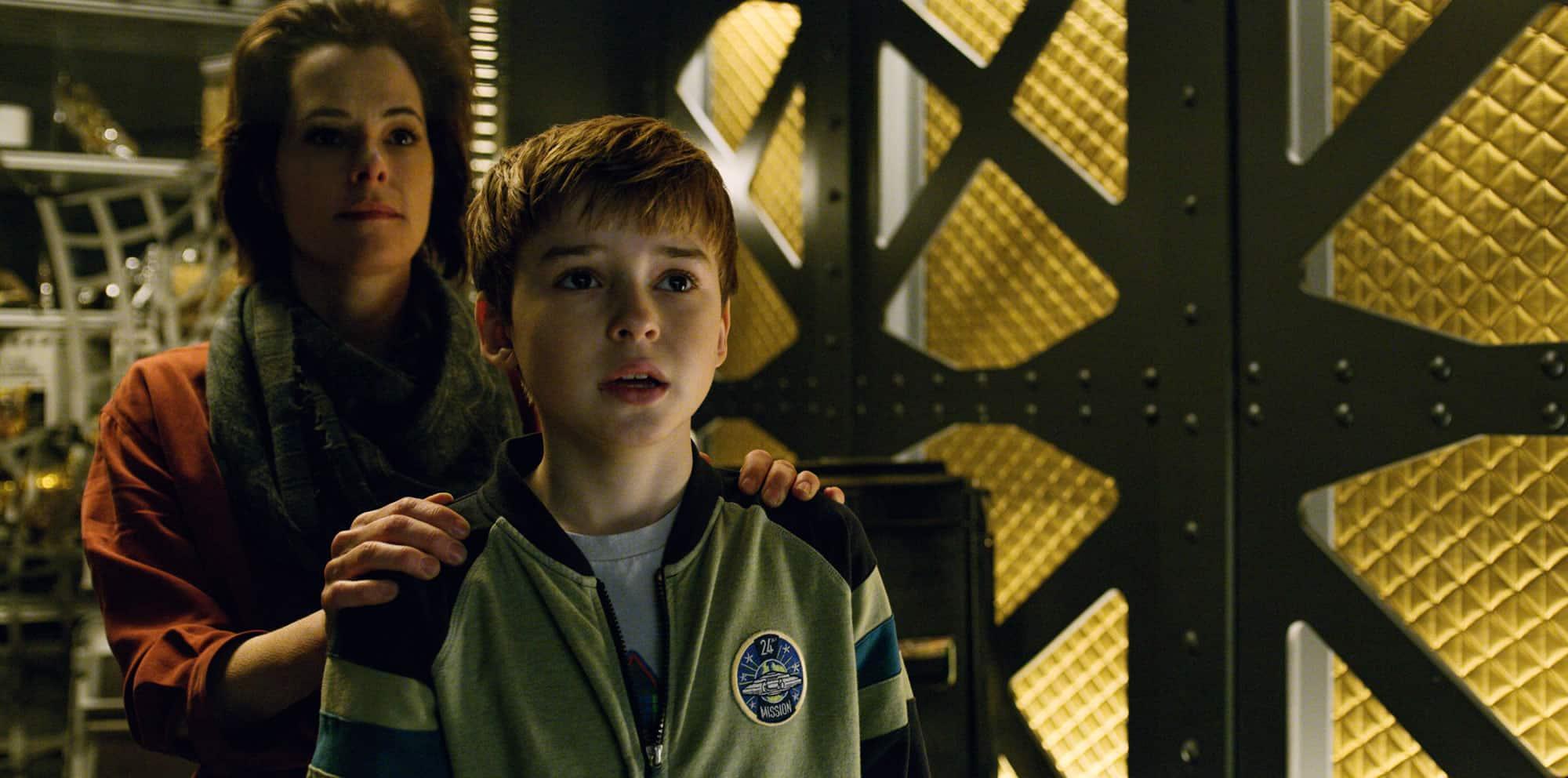 Netflix resucitó a Perdidos en el Espacio y este es su primer teaser