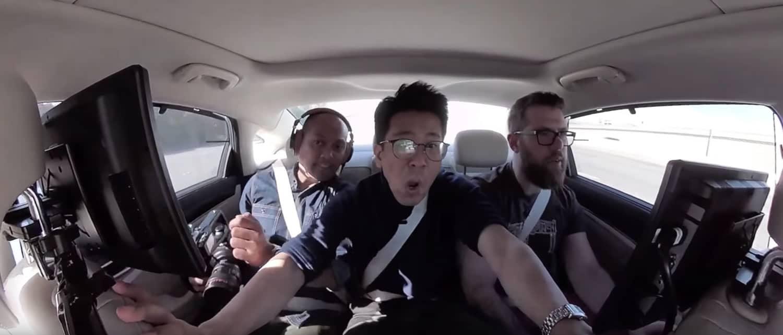 Phantom AI presenta a la prensa su vehículo autónomo y choca en la demostración