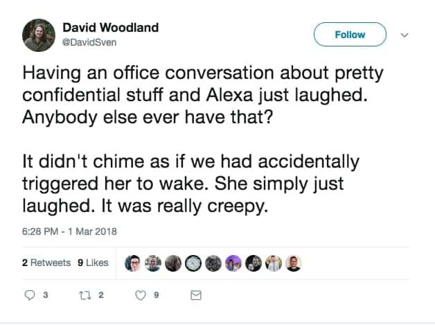 La macabra e inexplicable risa del asistente virtual de Amazon