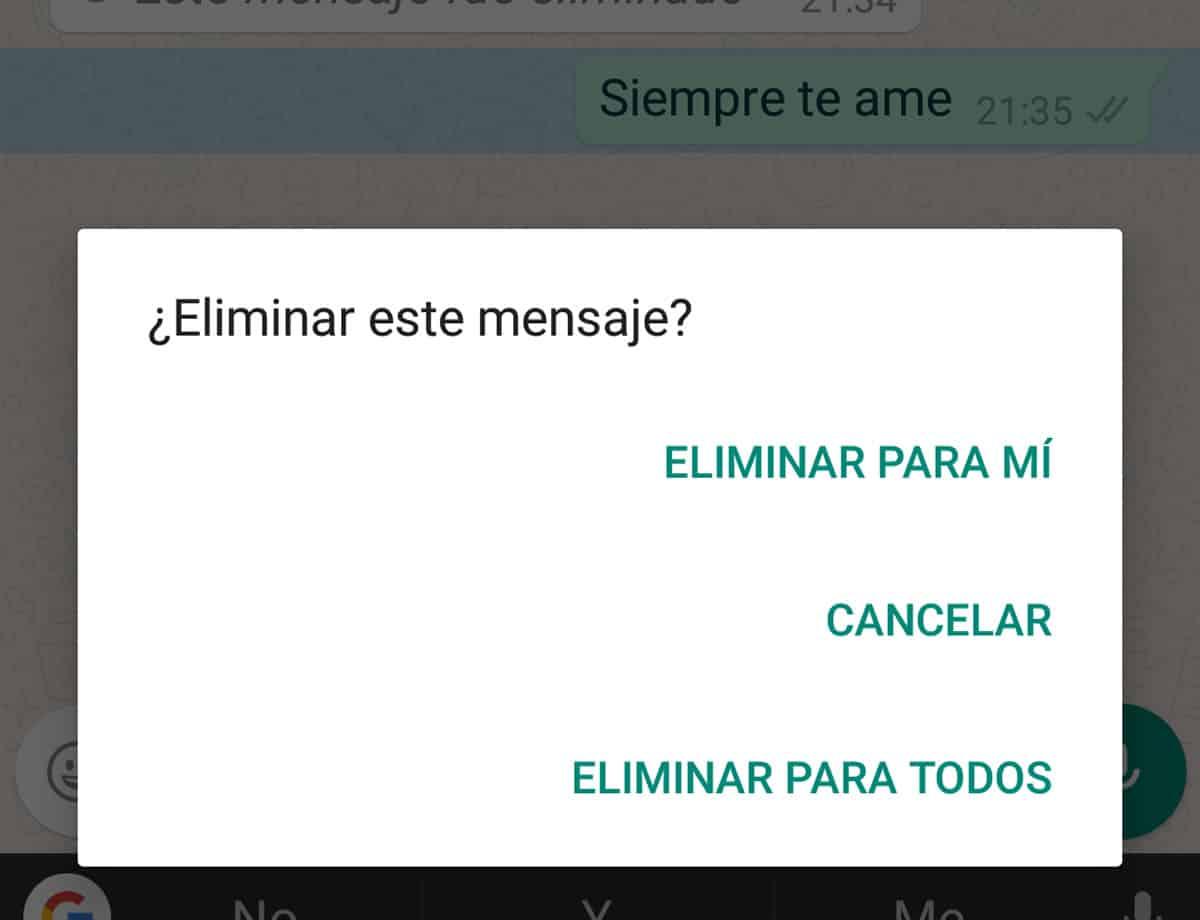 WhatsApp aumentará el tiempo para borrar mensajes a más de una hora