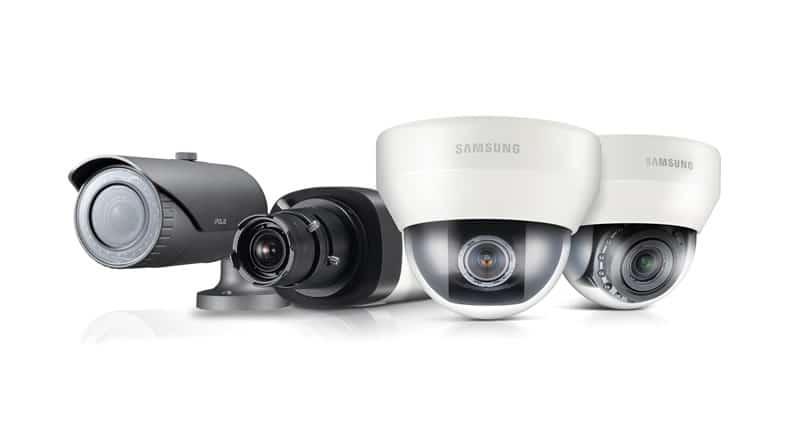 Falla permite hackear cámaras IP que vende una ex empresa de Samsung