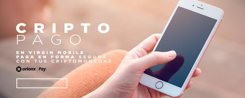 Virgin Mobile es el primer operador móvil en Chile en aceptar Bitcoin