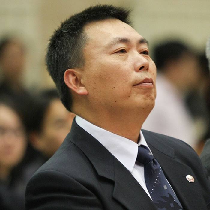 Duan Yongping, fundador de BBK Electronics.