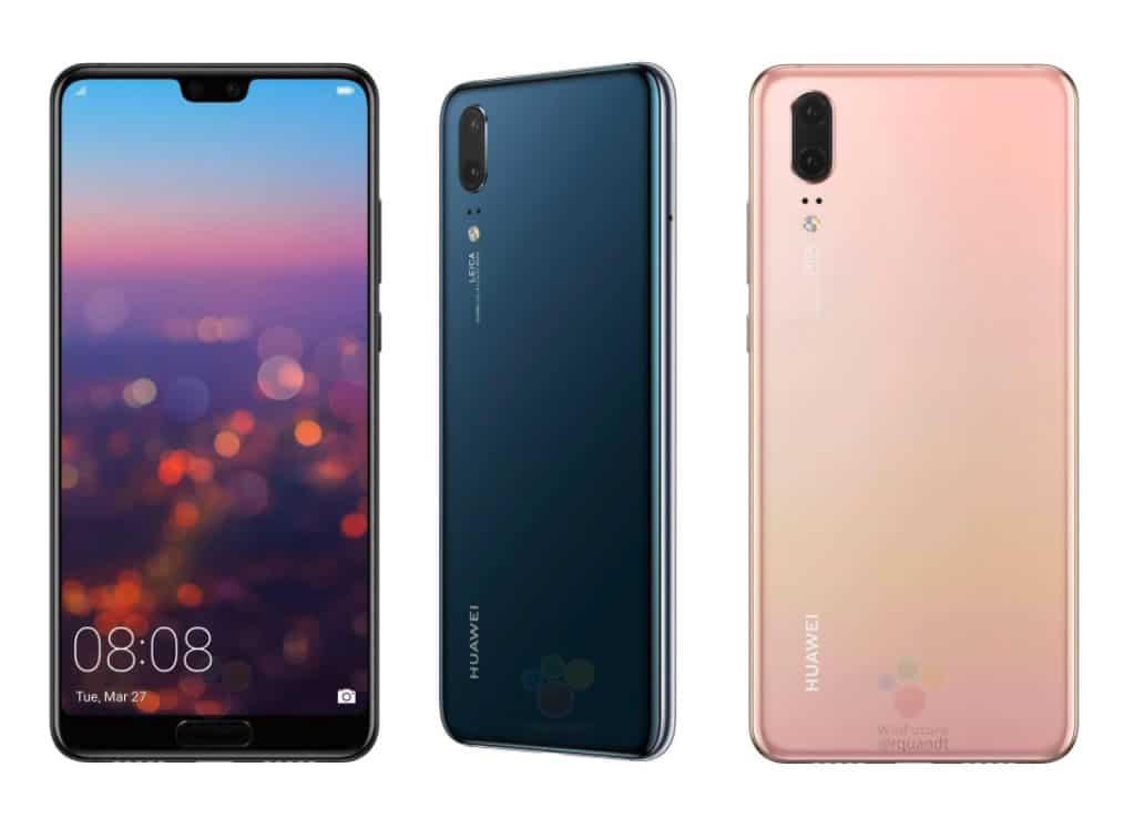 Streaming: sigue aquí el lanzamiento del Huawei P20 desde Francia