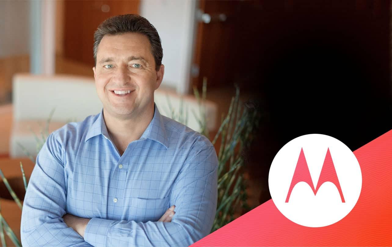 Por primera vez un latino es jefe máximo en Motorola