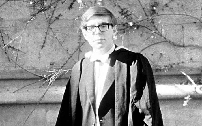 Ese es el principal legado y trabajo de Stephen Hawking