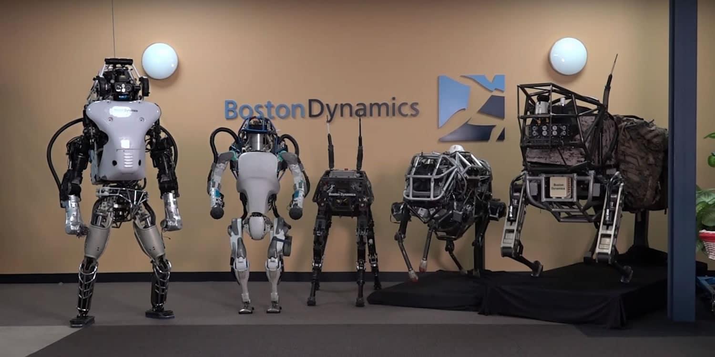 Video Ranking: los 10 robots más avanzados en la actualidad
