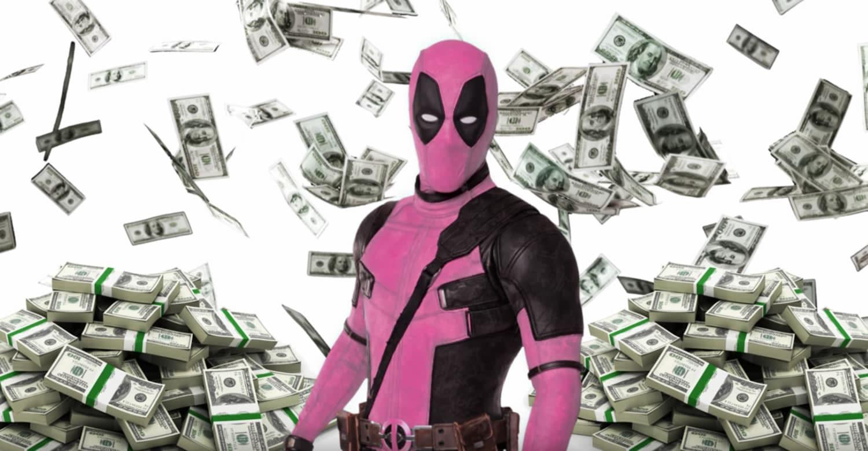 Deadpool ahora usa traje rosado para la campaña Jódete Cáncer