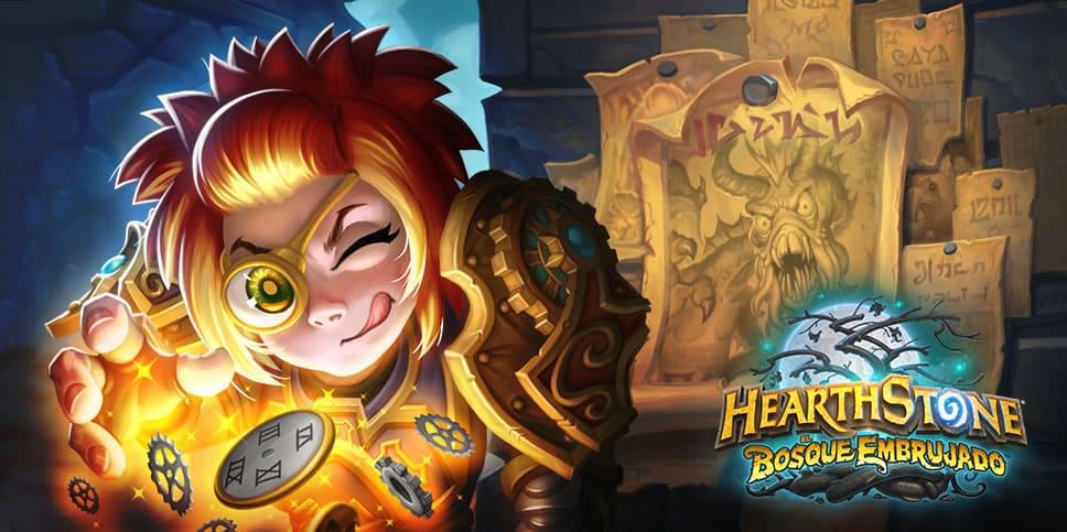 """Blizzard liberó el modo """"Cacerías de Monstruos"""" para Hearthstone"""