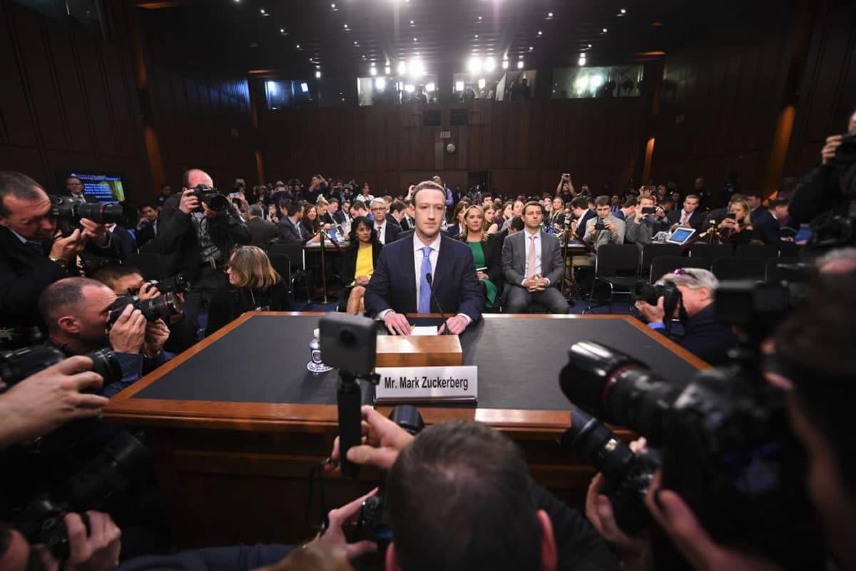 Streaming: mira a Mark Zuckerberg dando explicaciones al Senado de EE.UU.