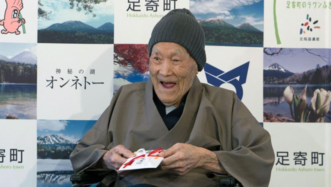 El hombre más viejo del mundo terminó siendo un japonés y no el chileno Celino Villanueva