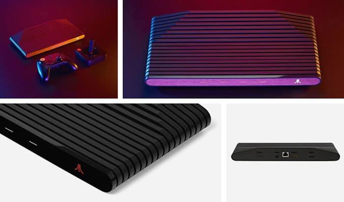 La consola retro Atari VCS se puede reservar, pero la recibirías en 2019