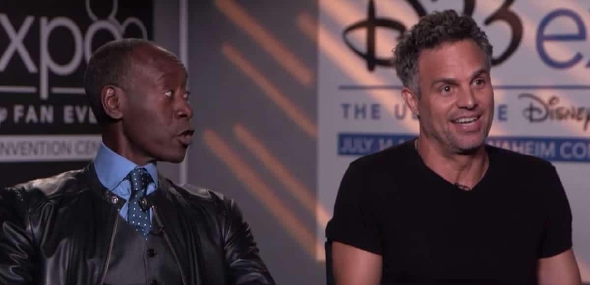"""Mark Ruffalo contó el final de """"Infinity War"""" hace un año y pensamos que era broma"""