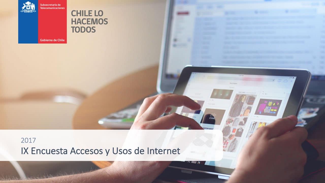 Hay más conexiones a Internet en Chile, pero falta aún para reducir la brecha digital