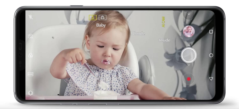 ¡Y llegó! Así es el nuevo G7 ThinQ, el nuevo smartphone de LG con IA