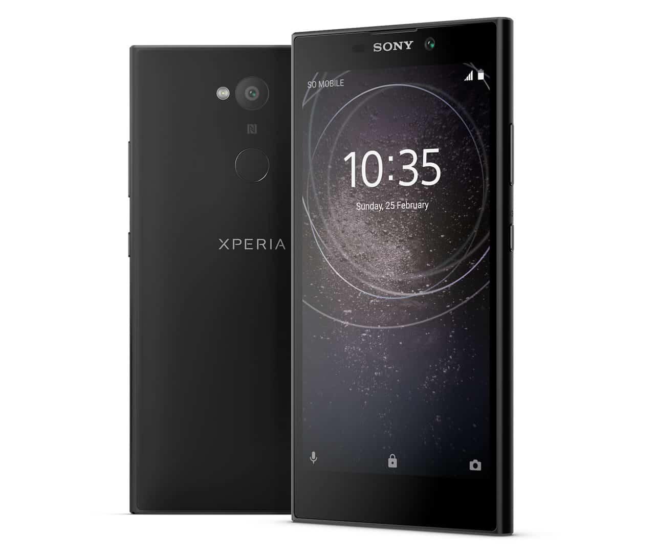 Sony Mobile comienza la venta del Xperia L2 en Chile