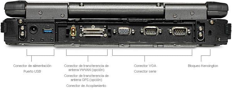 Getac B300: un notebook con estándares militares y visión nocturna