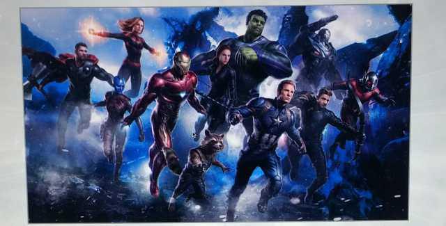 Filtran supuesta fotografía que mostraría al nuevo equipo de Avengers 4