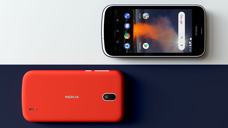 Comienza la venta en Chile del Nokia 1 con Android Oreo Go