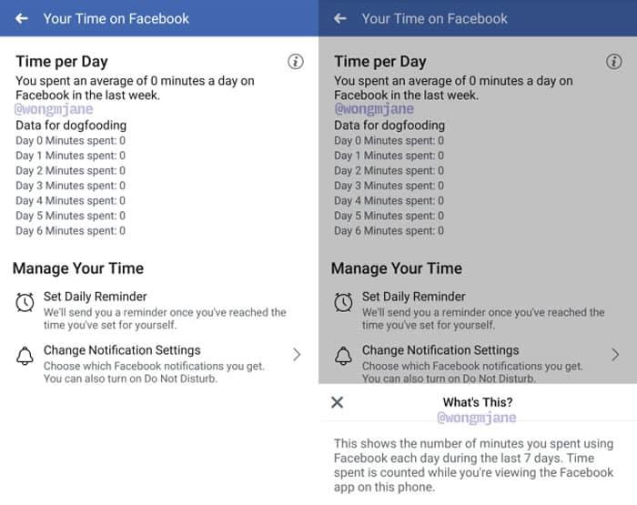 Facebook te avisará si pasas mucho tiempo dentro de la red social