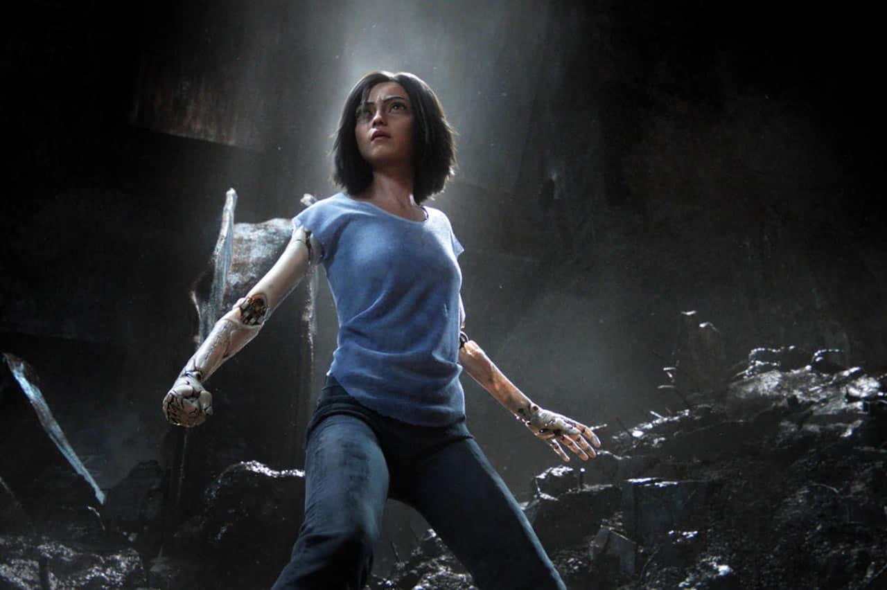 """James Cameron y Robert Rodriguez presentan nuevo tráiler de """"Alita: Battle Angel"""""""