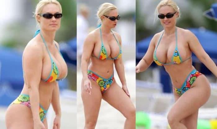 La Presidenta de Croacia se hizo viral por falsas fotografías en Bikini
