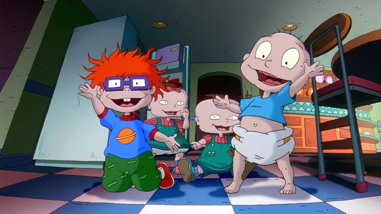 Resucitan a Rugrats con nueva película y serie por Nickelodeon