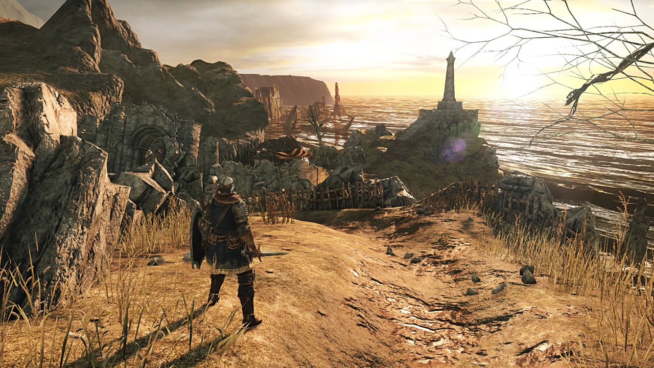 Dark Souls Trilogy llegará a PS4 y Xbox One en octubre