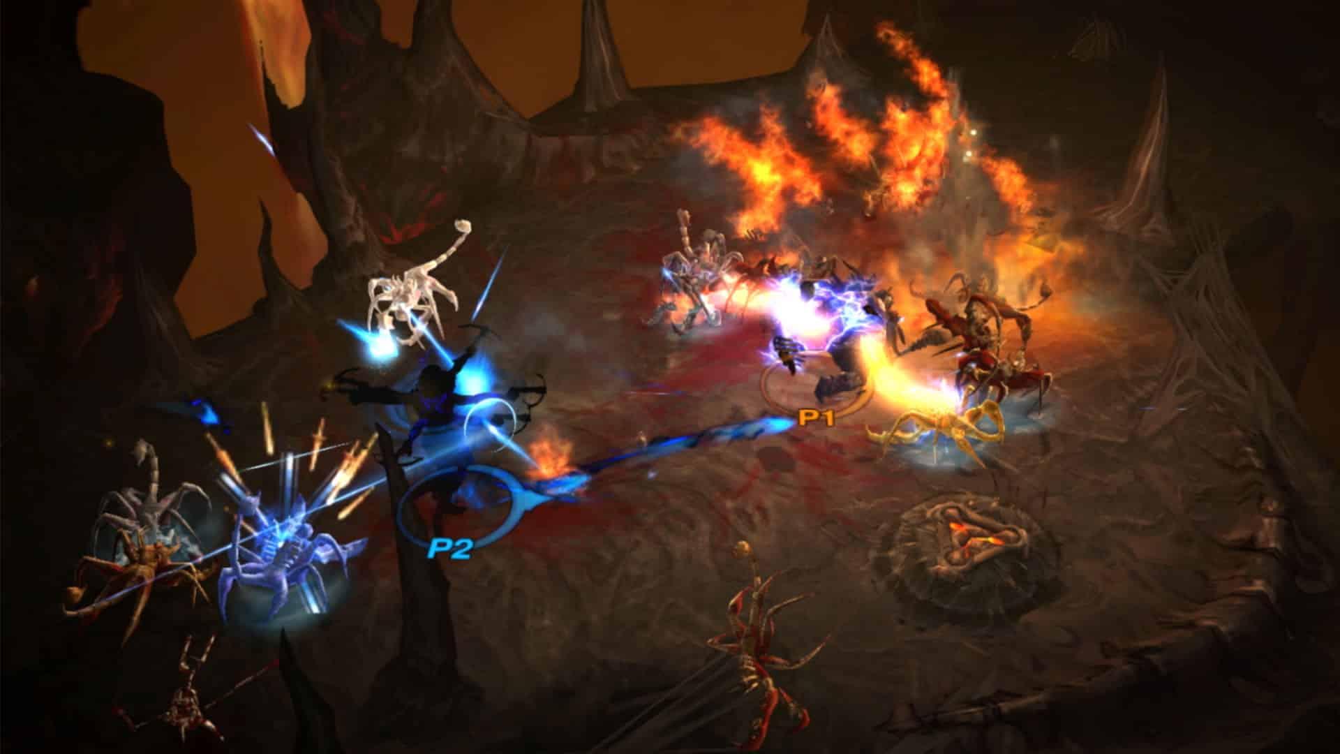 Diablo III Eternal Collection llega finalmente a la Nintendo Switch