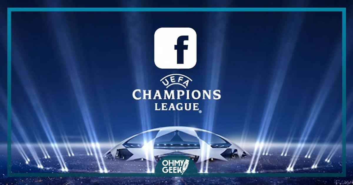 Champions League Facebook: Facebook Transmitirá La UEFA Champions League En