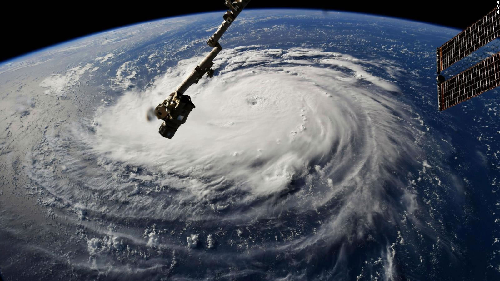 Huracán Florence.