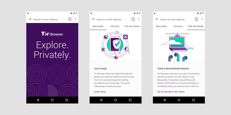 """El navegador privado """"Tor"""" ya está disponible para Android"""