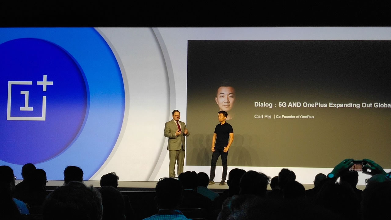 OnePlus confirma un celular 5G para el próximo año