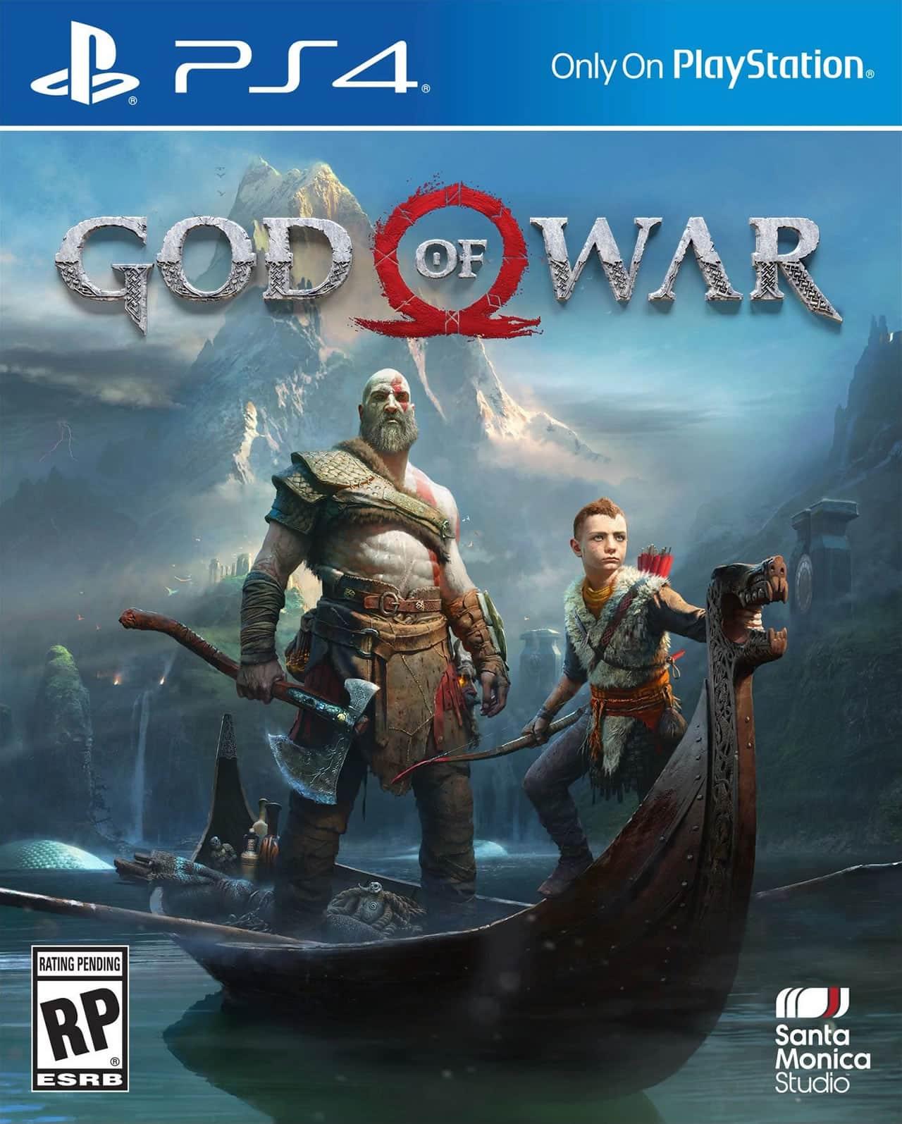 "Creadores de ""God of War"" publicaron video con divertidas fallas del videojuego"