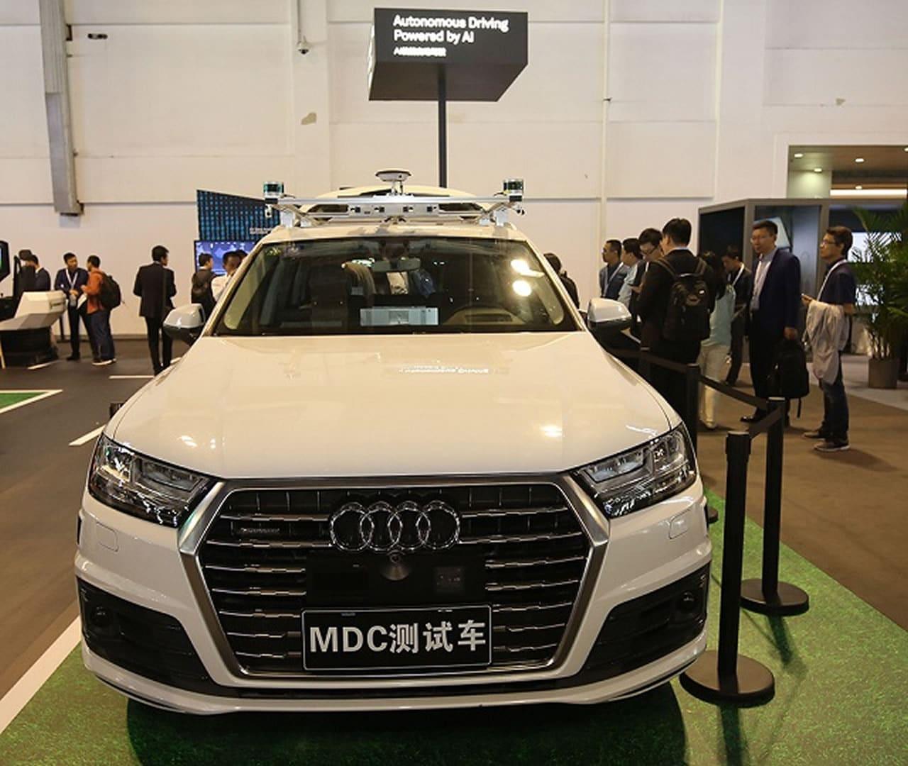 ¿En qué consiste la alianza entre Huawei y Audi para vehículos inteligentes?