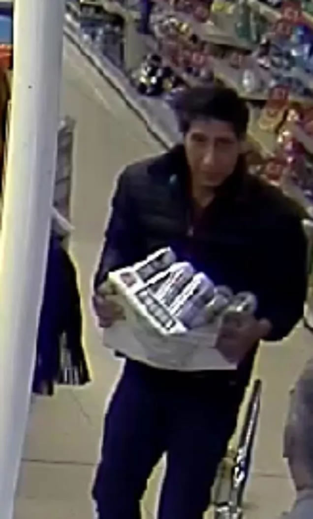 """Ladrón idéntico a Ross de """"Friends"""" hizo que la policía investigara al actor"""