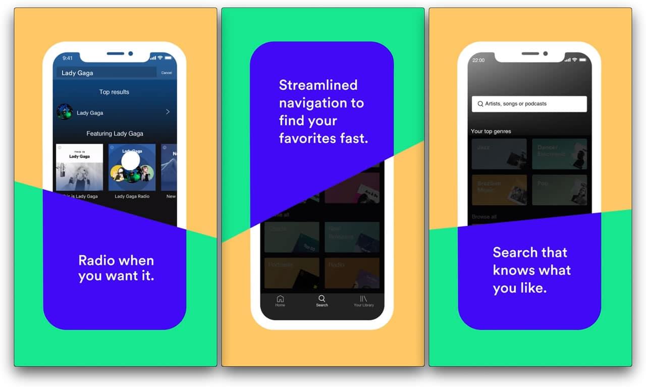 Spotify Premium se actualizó y por fin es más fácil de usar